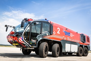 Fire Truck Airport MDVR Mobile DVR