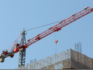 EverFocus EMV400SSD Tower Crane
