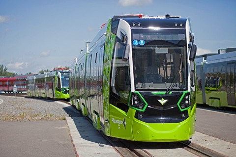 Tramway Train Metro Mobile DVR